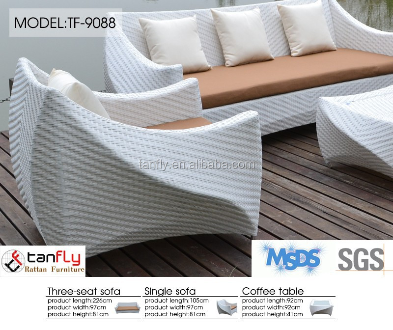 synthetic rattan cane furniture discount patio furniture