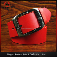 Customized Men Leather Belt Wholesale Leather
