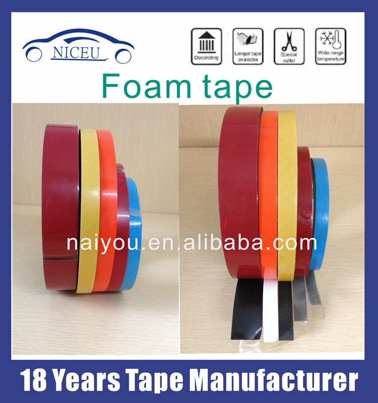 norton foam tape