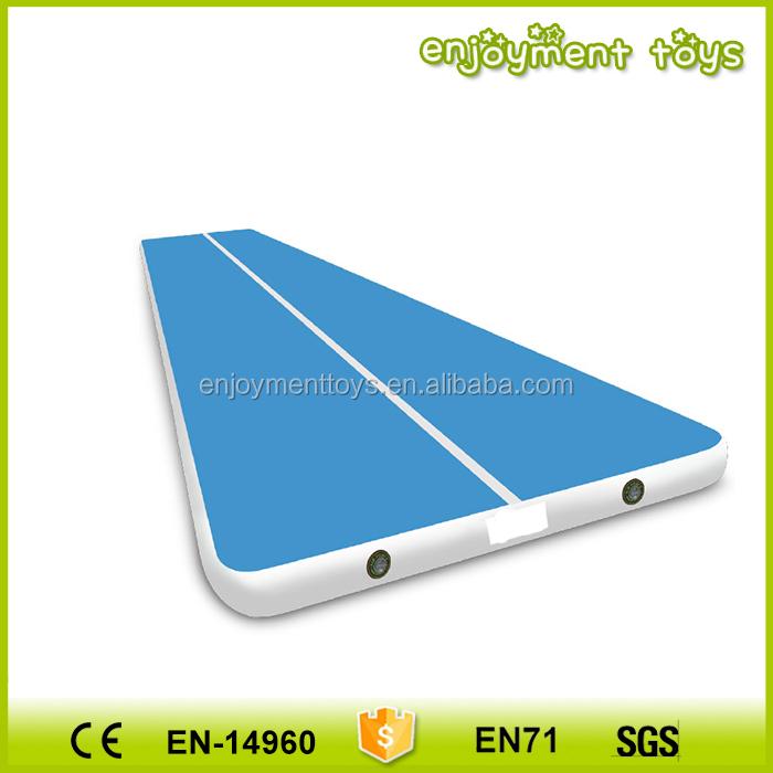 pin mats sports nimble crash landing mat blue gymnastics