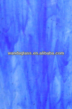 3-5mm colored transparent glass(cathedral glass sheet), View colored ...
