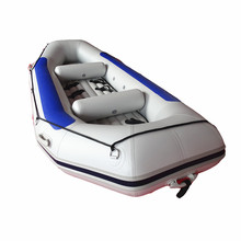 390cm Germany PVC Material Inflatable Rafting Boat with Drop Stitch Floor for Sale