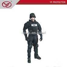 YF 104 full bdy armor suit/Anti-riot-kit / crowd control suit /anti riot suit