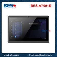 Hot selling OEM brand 7 inch q7053 thin android 4.0 tablet pc