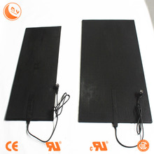 snow melting machine, silicone heat pad flexible