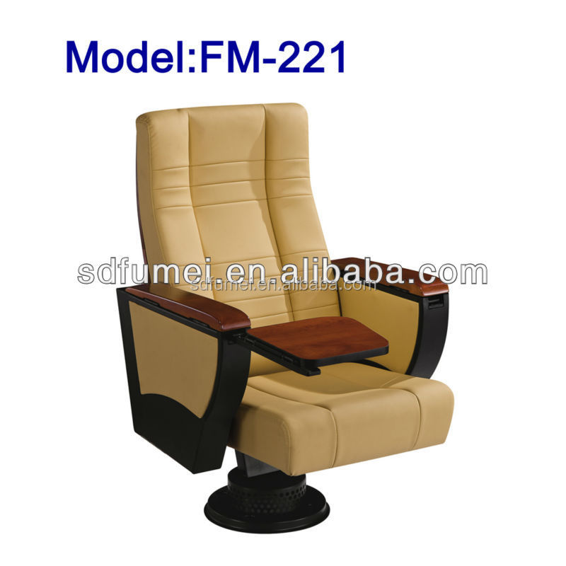 FM-221 New design folding home theater chair