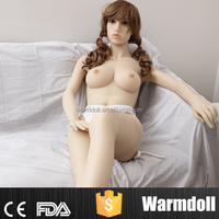 China Hot Silicone Sex-Toy-Market Life Sized Silicone Doll Not Inflatable Dolls