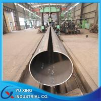LSAW STEEL PIPE PRODUCTION PROCESS