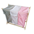China Hamper Print Factory Price Oversized Laundry Hamper