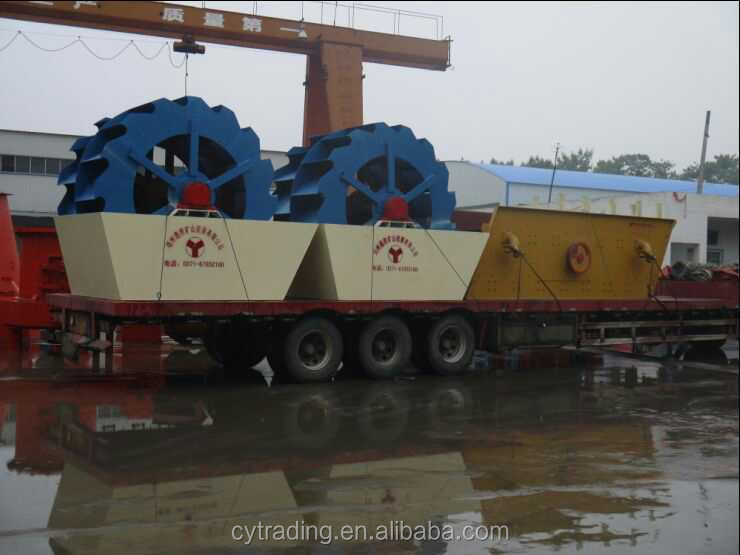 XSD2610 sand washing machine with the factory price