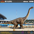 Outdoor Life Size Animatronic Dinosaur for park and museum