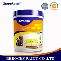 home interior design paint/waterproof high quality interior wall paint