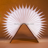 Buy hot sell plastic reading book light, LED rechargeable cordless ...