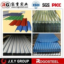 corrugated steel roofing sheet with mill price
