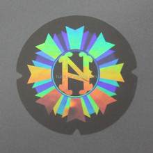 Beautiful High Quality Custom 3D Hologram Sticker Anti-fake Hologram sticker