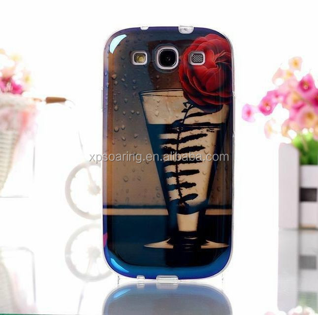 IMD TPU cover case for Samsung Galaxy S3, New design TPU case for Samsung i9300