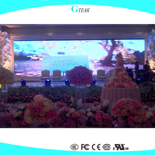 Shenzhen led manufacture indoor p3mm led screen advertising