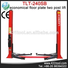 High quality and best price LAUNCH LTL240SB 2 post car hoist 4 tons one cylinder hydraulic lift