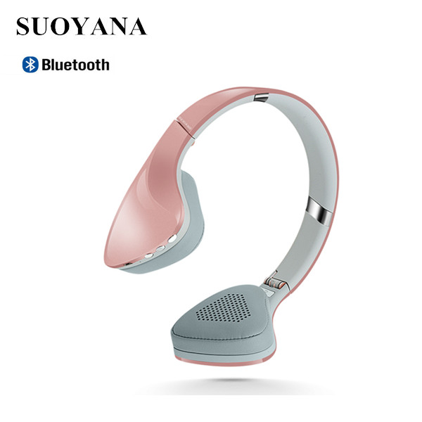 Suoyana make wireless headset and bluetooth stereo headset for high quality expensive headphones