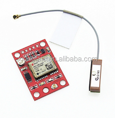 Smart Electronics GPS Module GY-NEO6MV2 with Flight Control EEPROM MWC APM2.5 large antenna