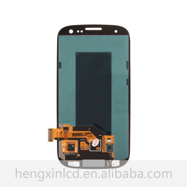 Full original for samsung galaxy s3 i9300 lcd touch screen digitizer with 6 months warranty
