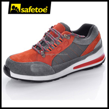 Metal free safety shoes, safetoe brand sports shoes L-7271