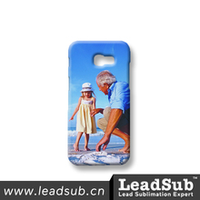 Wholesale 3D Coated Sublimation Custom Design Phone Case For Samsung