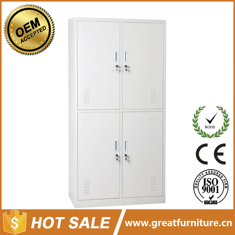modern design steel cabinet clothes locker for room