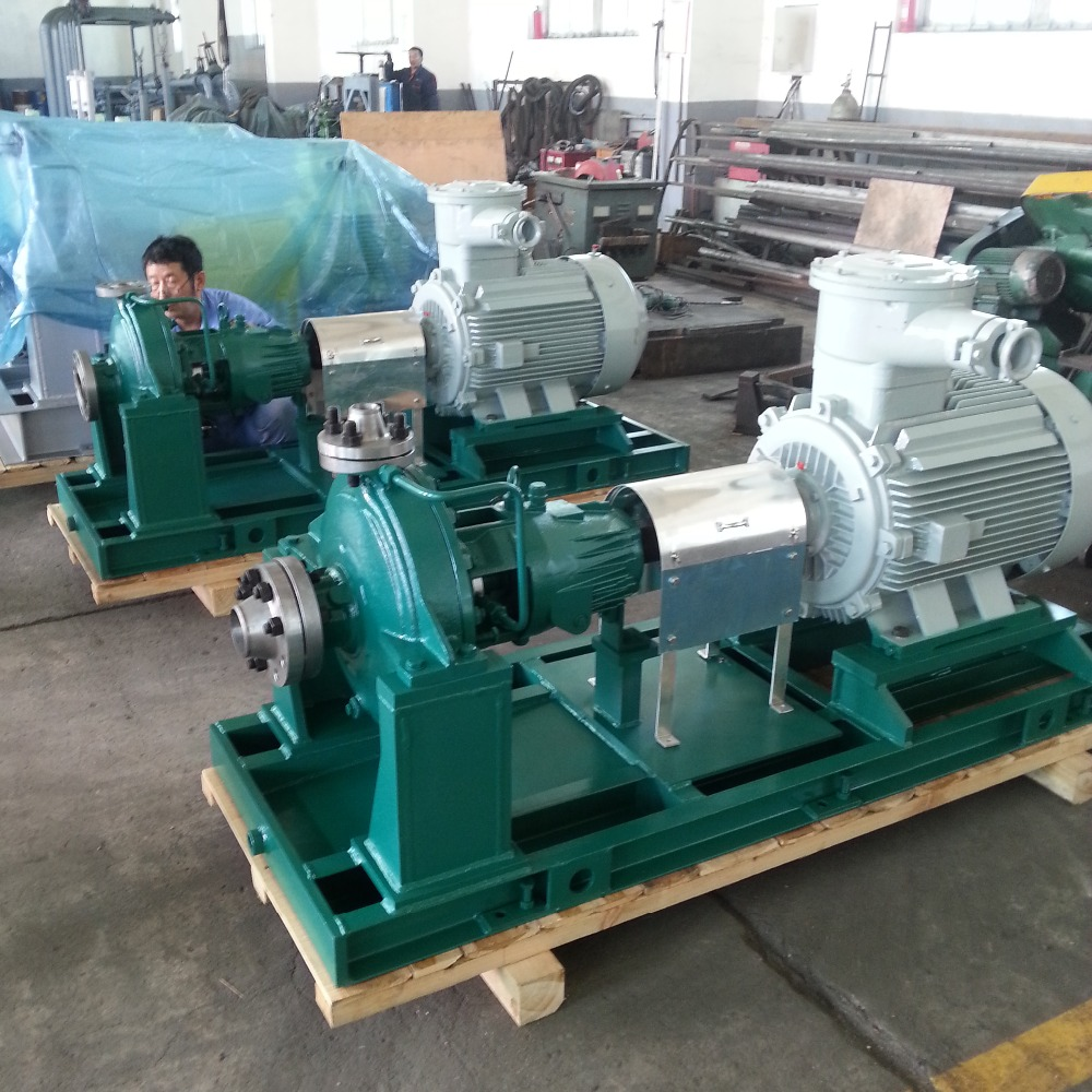 Safety Of Boiler Oil Refining Plants Chemical Process Pump