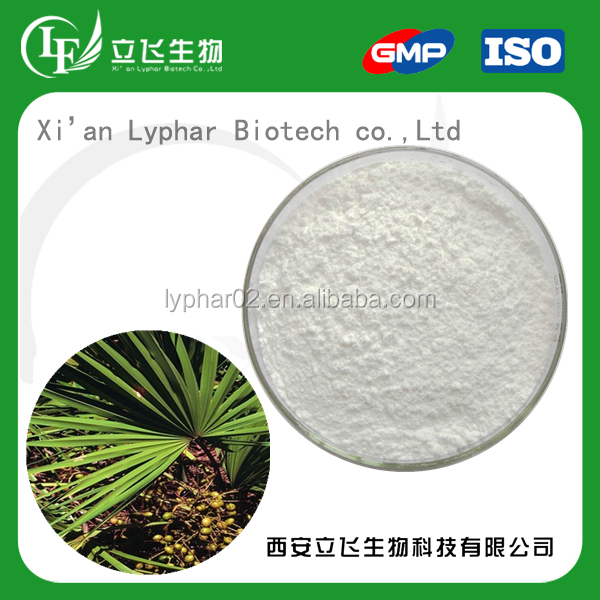 Lyphar Supply Top Quality Saw Palmetto