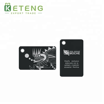 High Quality Clothing Garment Cardboard Label Hang Tag