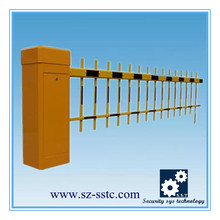 Parking lot access barrier gates,manual parking lot barrier