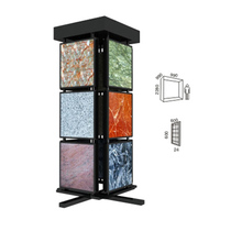 Promotion Sample Display Rack/Tower Sample Stand/Tile Display for Sale