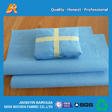 disposable non woven sheet bed nonwoven fabric