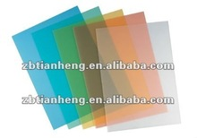super clear A4 PVC plastic sheet for printing book cover