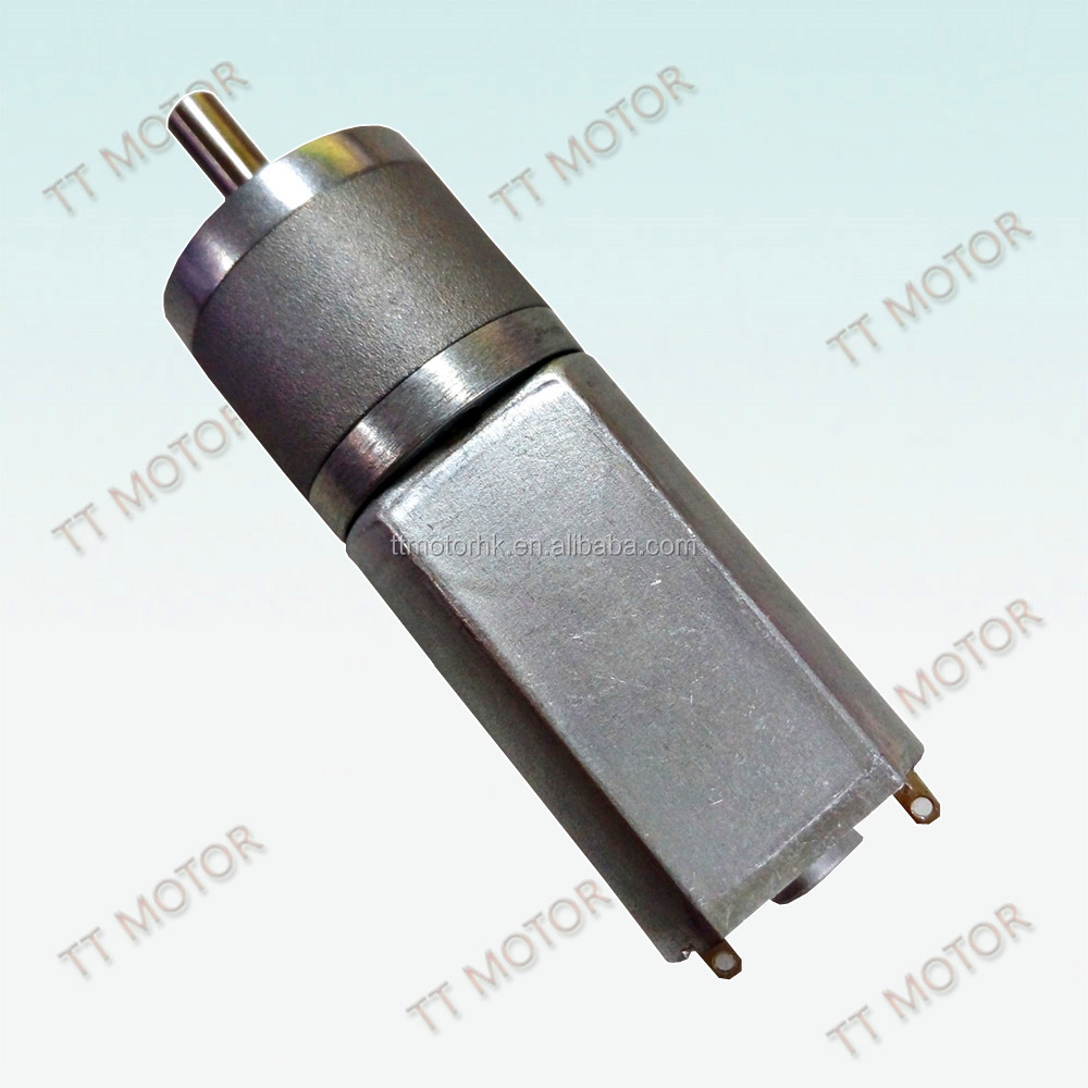 latest battery operated dc motor 6 volt with low rpm