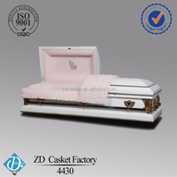 Top quality china caskets 4430