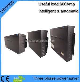 Intelligent Electricity-saving box /power saver/energy saving unit for Industry use