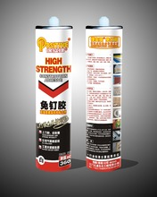 High bonding liquid nails construction adhesive