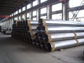 ERW Welding Line Type thin wall 201 stainless steel welded pipe