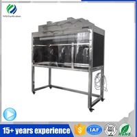 Favorable Factory price class 100 vertical flow laminar air flow clean bench