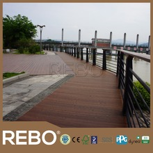 high quality black strand woven outdoor bamboo flooring boards
