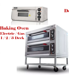Shentop STPB-PR22S industrial professional 2 trays oven for bakery equipment in china gas oven