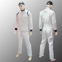 2017 Professional FIA approved fireproof Overall car Racing Suits Kart Racing Suits