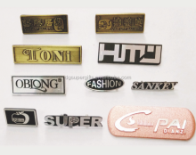 Custom Name Tags/ Name Plates For Electric Appliances /Furnitures/Machines