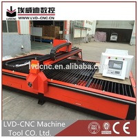 High accurancy cnc metal laser cut machine/cnc plasma laser cutting machine with the top quality and high precision