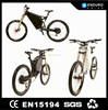 full suspension 3 wheel electric bicycle motor 5000w3000w