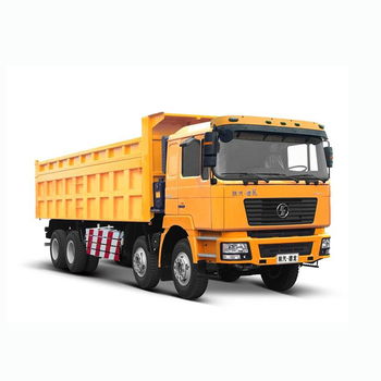 Lightweight Shacman Front Lifting 6x4 Dump Truck