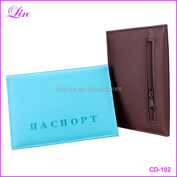 Free Shipping by DHL/FEDEX/SF hot zipper passport holder fashion ID card passport cover women ticket case travel male card