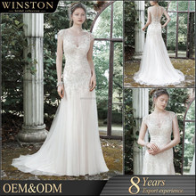 China supply all kinds of description of wedding dress